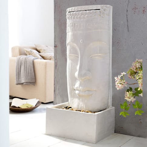 Standbrunnen Buddha Modern
