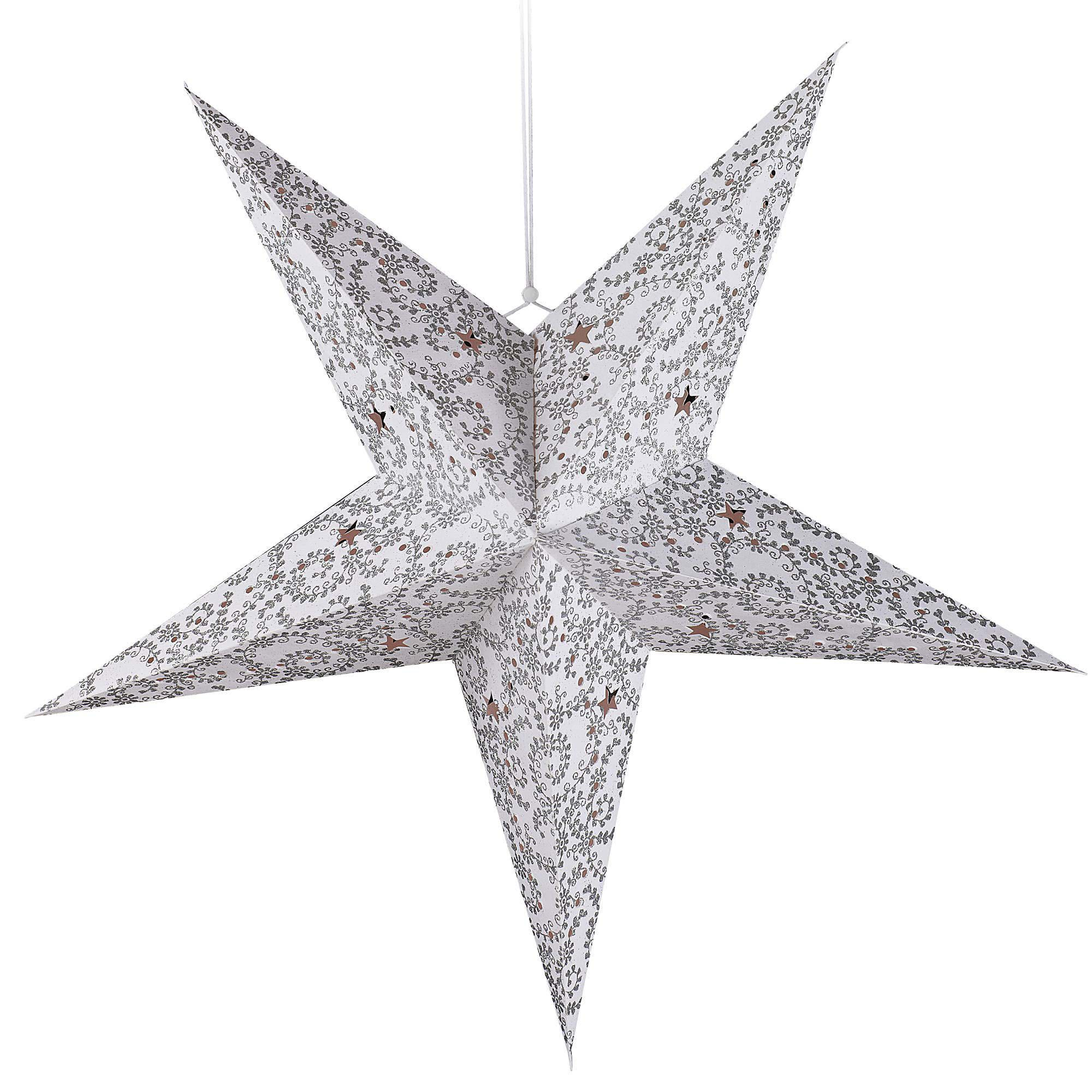 origami stern 5 zackig