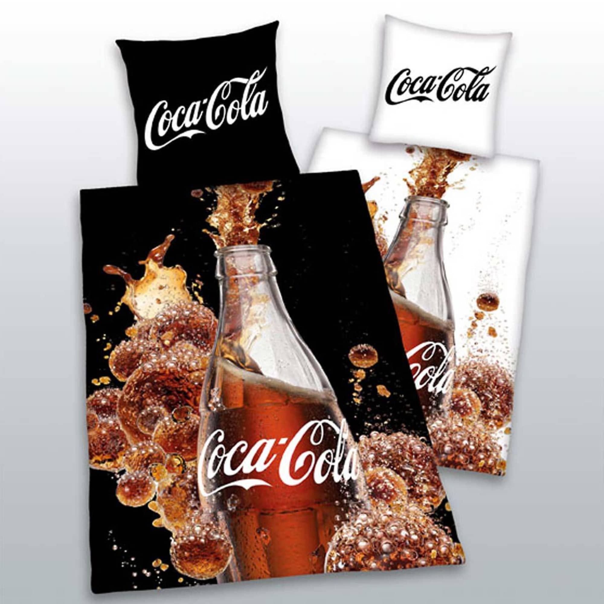 Bettwäsche Coca Cola, Linon