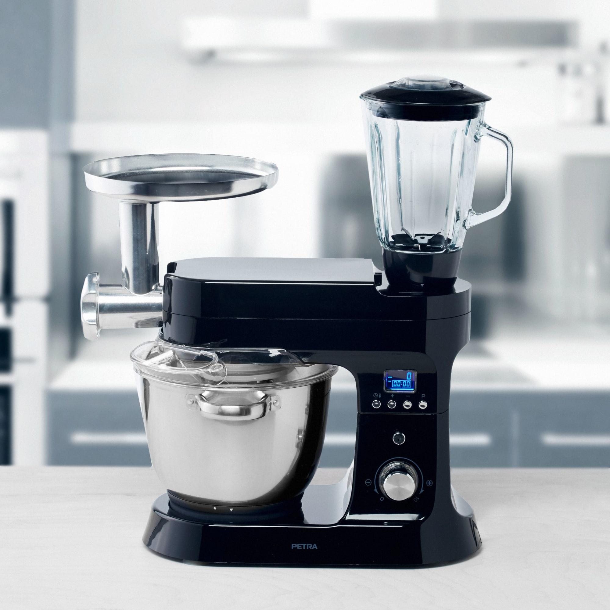 Küchenmaschine mit Kochfunktion Multi MK, vielseitiges Zuberhör ...
