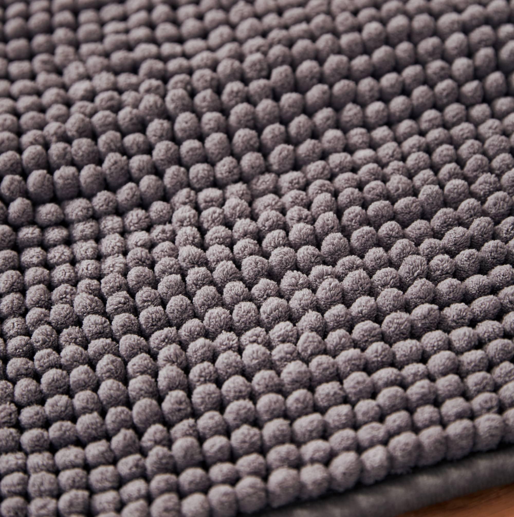 Badteppich Madison Chenille Noppen 50 X 80 Cm