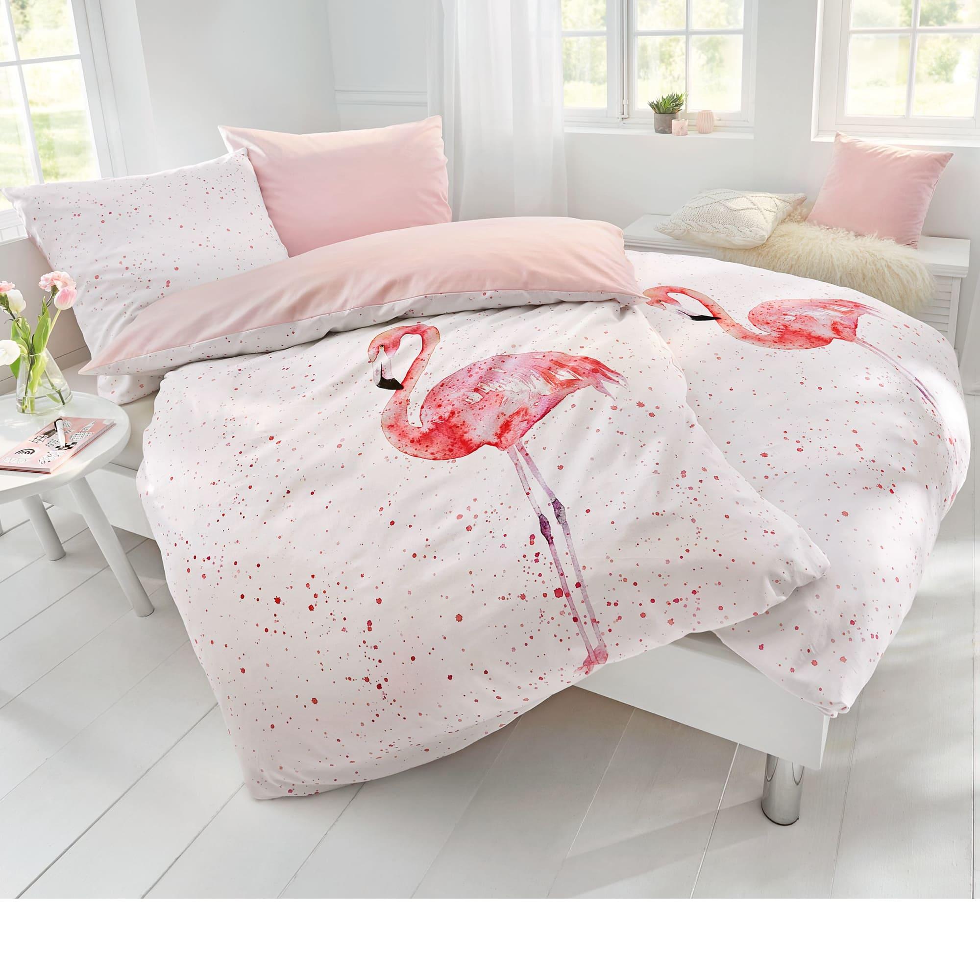 Bettwäsche Flamingo Niedrige Kleiderschränke Mit Stange Schlafsofas