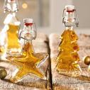 Bügelflasche, 40 ml, Weihnachtslikör Katalogbild
