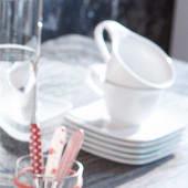 Kaffee-Service, 18-tlg., Porzellan Katalogbild