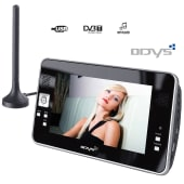 Mini-TV mit DVB-T Vorderansicht