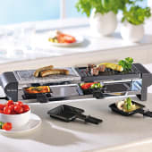 4 Personen Raclette Katalogbild