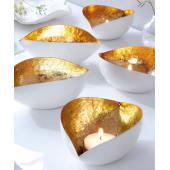 """Teelichthalter """"Ellipse"""" Katalogbild"""