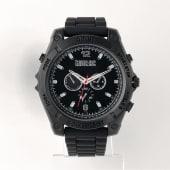 Armbanduhr Kyutec Infrarot HD Kamerauhr, Auflösung 1028 p, Speicher 8 GB, 130 min Aufnahme Vorderansicht
