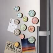 Magnetbuttons, 12er Set Katalogbild