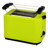 Toaster, Krümelschublade, Stopp-Funktion Vorderansicht
