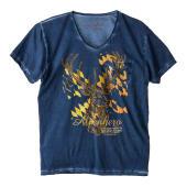 Shirt Felix, Länge ca. 68 m, gerade geschnitten, Baumwolle Vorderansicht
