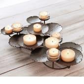Teelichthalter Lotusblüten Katalogbild