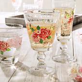 Weinglas-Set, 6-tlg. Romantic, Glas, ca. max Ø9 x H14,5 cm Katalogbild