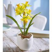 Kunstpflanze Osterglöckchen Katalogbild