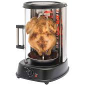 Vertikal-Grill-Ofen, für Hähnchen, Gyros u.v.m., 21 Liter Fassungsvermögen Vorderansicht