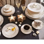 Kaffeeservice, 18-tlg. Vialla, Premium Porzellan Katalogbild