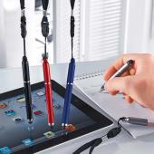 Kugelschreiber Touch, mit Schlüsselband Katalogbild