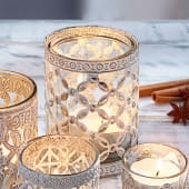 """Teelichthalter Oriental """"D"""" Katalogbild"""