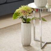 Vase Rib, geriffelt, modern Katalogbild