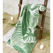 Wohndecke Tropical, mit Fotodruck, 100% Polyester, ca. 160 x 140 cm Katalogbild