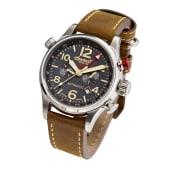 Armbanduhr, Datum-, Monats- & Tagesanzeige Vorderansicht