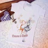 T-Shirt Träume in Tracht Katalogbild