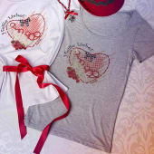 T-Shirt Heiße Liebe Brezenstrass Katalogbild