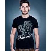 T-Shirt Sauhund Katalogbild