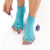 Wellness-Socken, auch für Pediküre geeignet, Baumwolle Katalogbild