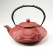 Teekannen-Set Schriftzeichen, 2-tlg. Vorderansicht