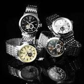 Herren-Armbanduhr Edelstahl Katalogbild