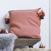 Kissenhülle Pamela, mit Reißverschluss, Baumwolle Katalogbild