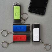 LED-Schlüsselanhänger mit Displaycleaner Katalogbild