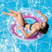 Aufblasbarer Schwimmreifen Glitzer Katalogbild