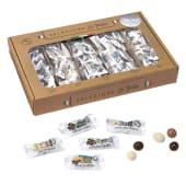 Italian Selection-Box, 200-tlg., fünf verschiedene schokolierte Köstlichkeiten Vorderansicht