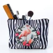 Kulturtasche Panama, für Kosmetik und Pflegeprodukte, ideal für den nächsten Urlaub Katalogbild