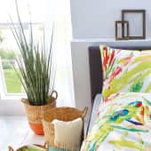 Kunstpflanze Zebragras Katalogbild