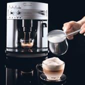 Kaffeevollautomat, Milchaufschäumer für Cappuccino/Latte Macchiato Katalogbild