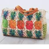 Tasche Ananas, mit Reißverschluss Katalogbild