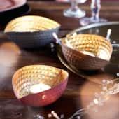 Teelichthalter Ellipse Katalogbild