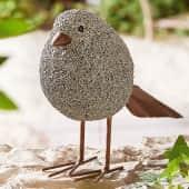 Deko-Figur Vogel Karlchen Katalogbild