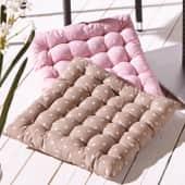 Stuhl-Kissen Sternchen Katalogbild