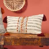 Kissenhülle Katris, mit Reißverschluss, Baumwolle Katalogbild