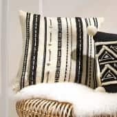 Kissenhülle Lalita, mit Reißverschluss, Baumwolle Katalogbild