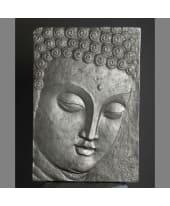 """Bild """"Buddha aus Kunststein"""", 70x100 cm Katalogbild"""