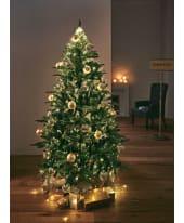 LED Lichterregen 700LEDs, glamourös, Kupferdraht Katalogbild