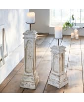Kerzenständer-Set, 2-tlg. Rustika Katalogbild