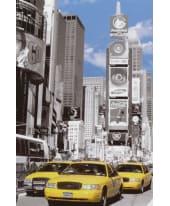 """Bild """"Times Square"""", 60x90 cm Vorderansicht"""