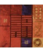 """Bild """"Chen"""", 70x70 cm Vorderansicht"""