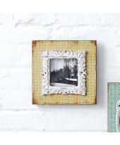 Bilderrahmen Barock, Antik-Finish, MDF Katalogbild